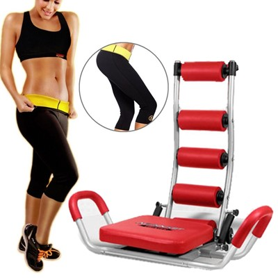Ab Rocket Twister with Hot Shapers Pant