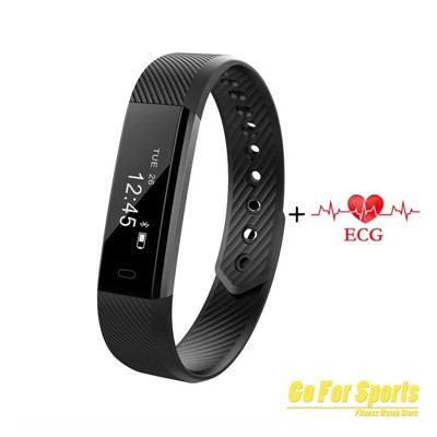 Smart Bracelet Fitness Tracker Pedometer Bluetooth Sleep Monitor Alarm Clock Sports Smart Watch For Android IOS