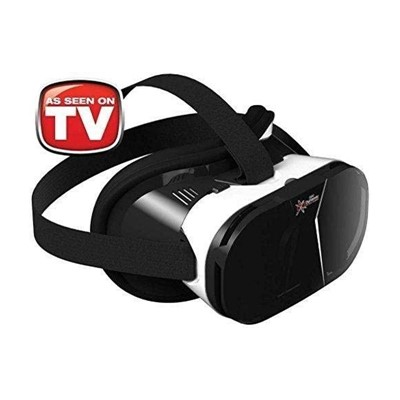 Dynamic Virtual Viewer VR BOX 3D Glasses
